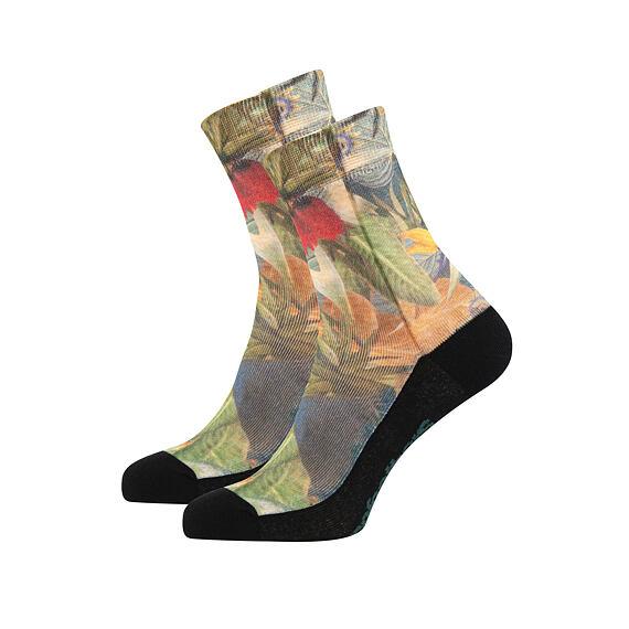 Nami socks - jungle