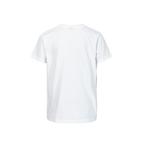 Clark Youth t-shirt - white