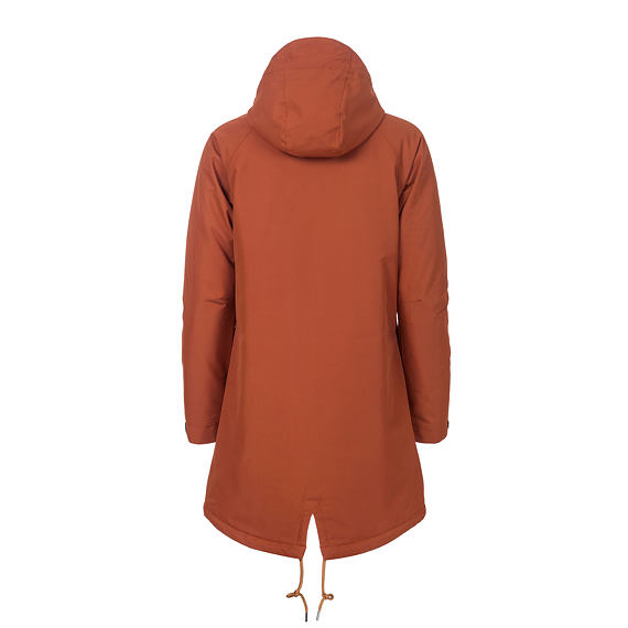 Noreen jacket - brick