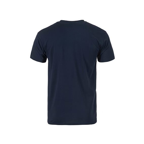 Horsefeathers triko Mini Logo light navy