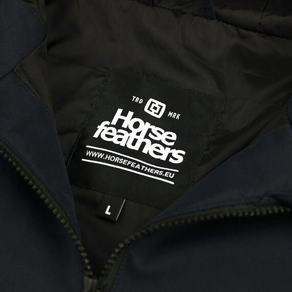 Horsefeathers jarní nepromokavá bunda Perch phantom - vnitřní label