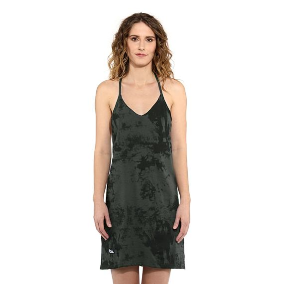 Horsefeathers šaty Viola gray tie dye