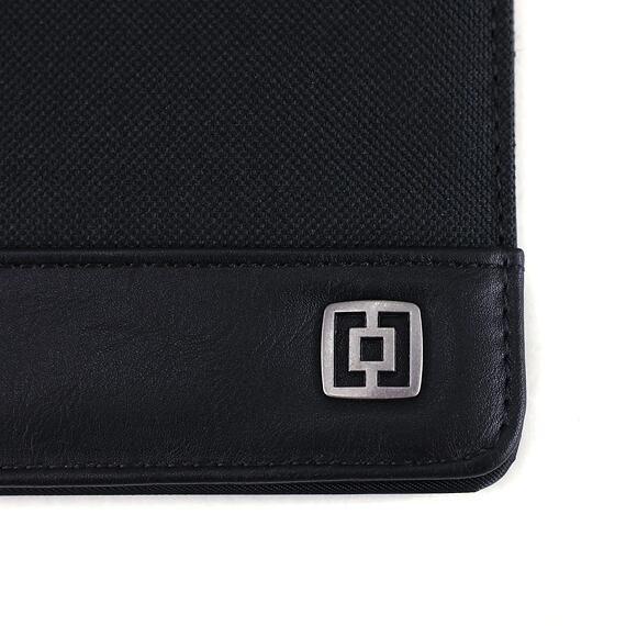 Terry wallet - black