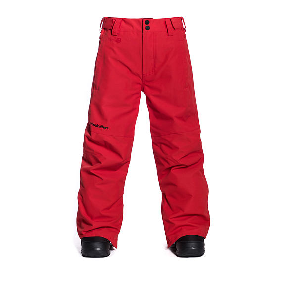 Spire Youth pants - red
