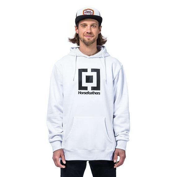 Leader hoodie - white