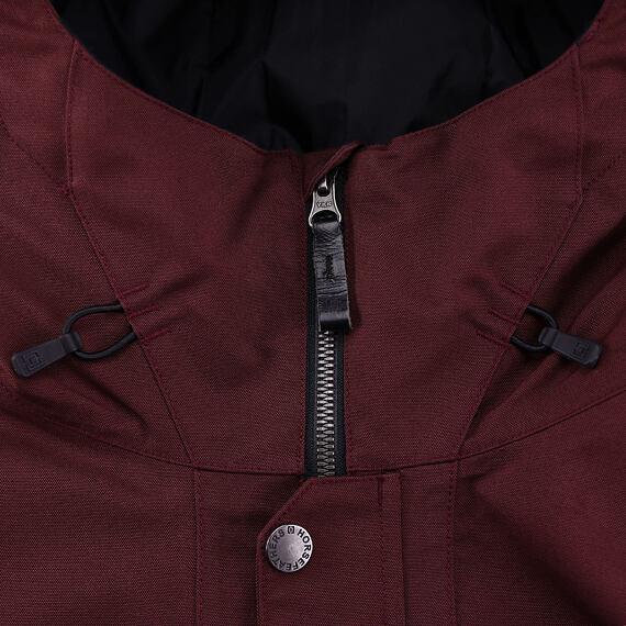 Horsefeathers bunda Barnett raisin - ochrana brady