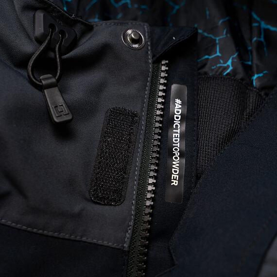 Horsefeathers bunda Ripple Eiki - zapínání
