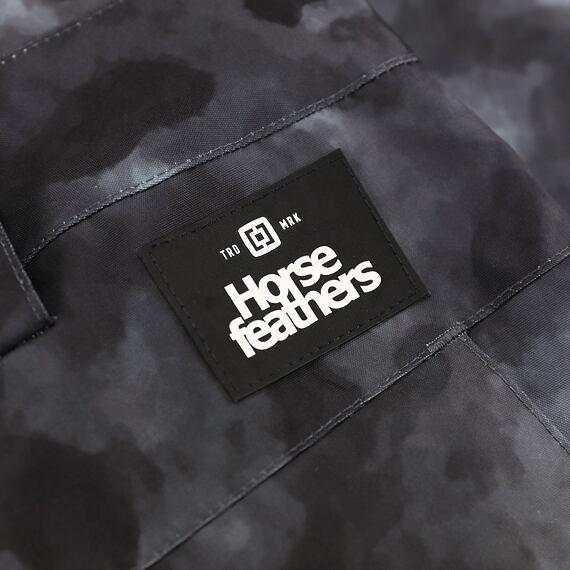 Horsefeathers snowboardové laclové kalhoty Madler - label
