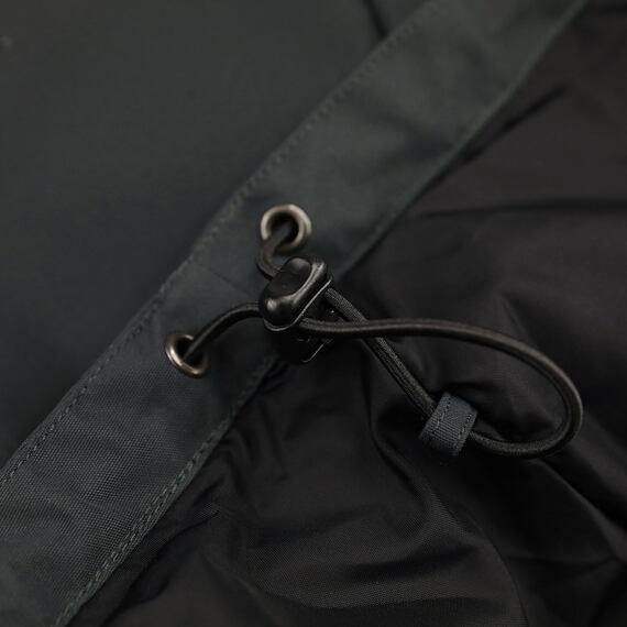 Horsefeathers jarní nepromokavá bunda Perch phantom - stažení spodního lemu