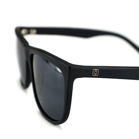 Gabe sunglasses - matt black/gray