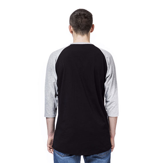 Bam LS t-shirt - black