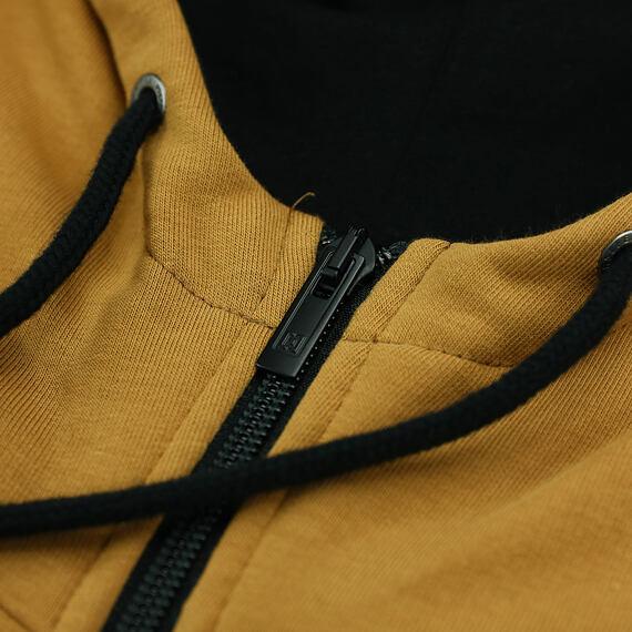 Marty hoodie - wood thrash