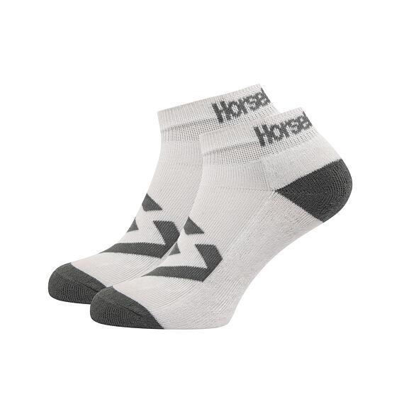 Horsefeathers ponožky Norm white