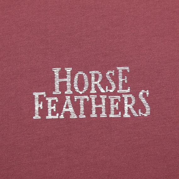 Horsefeathers šaty Lexis mauwe - potisk