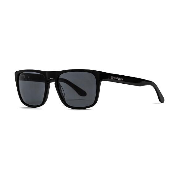Sluneční brýle Horsefeathers Keaton - gloss black/gray