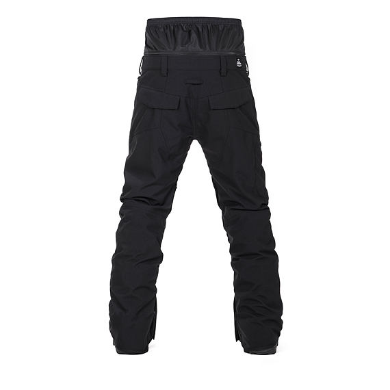 Charger pants - black