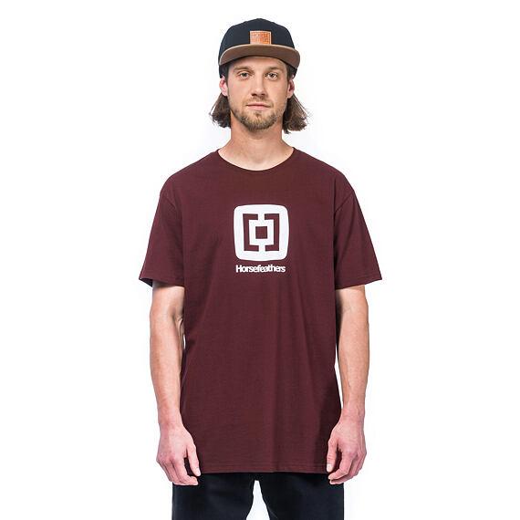 Fair t-shirt - raisin