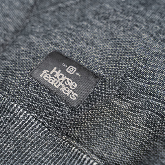 Riggs hoodie - eclipse