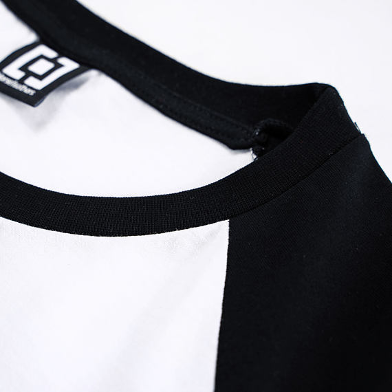 Trent LS t-shirt - black