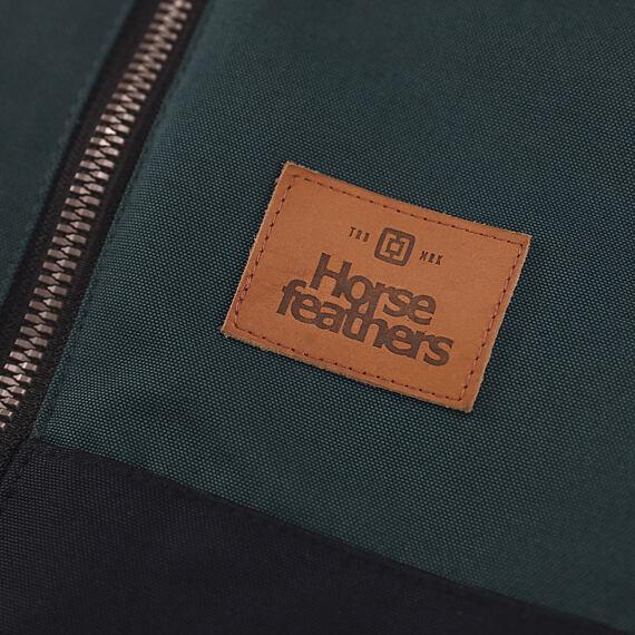 Horsefeathers bunda Revel - label