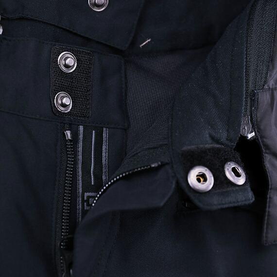 Horsefeathers dámské snowboardové kalhoty  Lotte 20 - zapínání