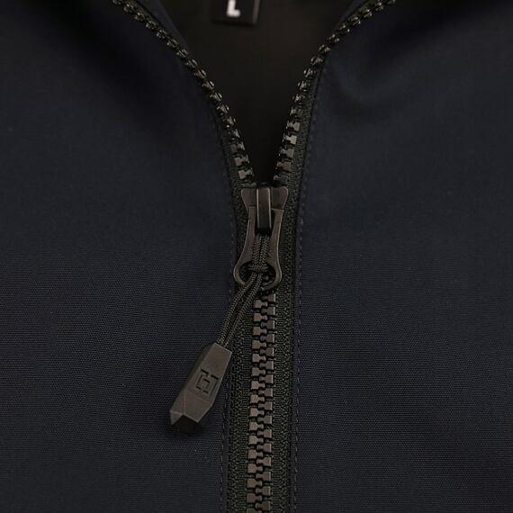 Horsefeathers jarní nepromokavá bunda Perch phantom - YKK zipy