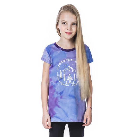 Joan Youth t-shirt - tie dye