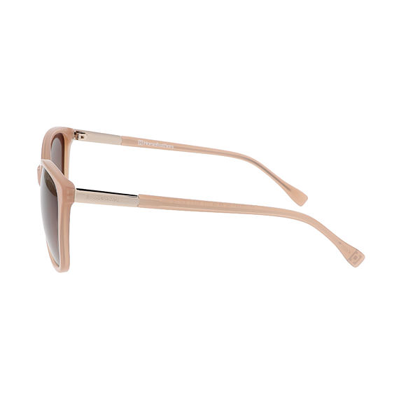 Courtney sunglasses - gloss rose/champagne fade out