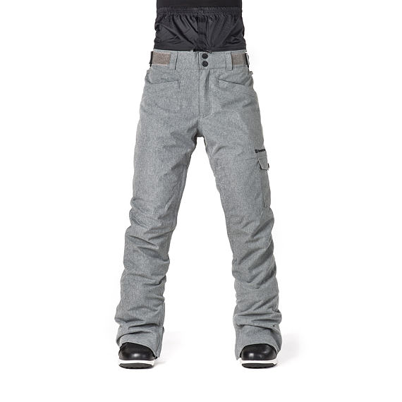 Eve pants - gray melange