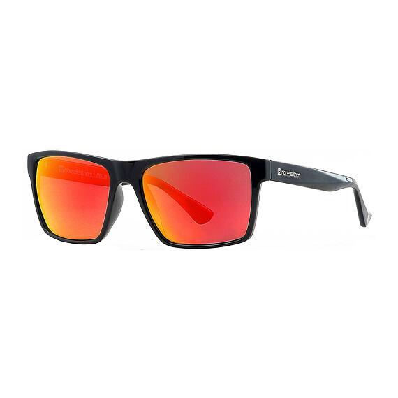 Sluneční brýle Horsefeathers Merlin - gloss black/mirror red