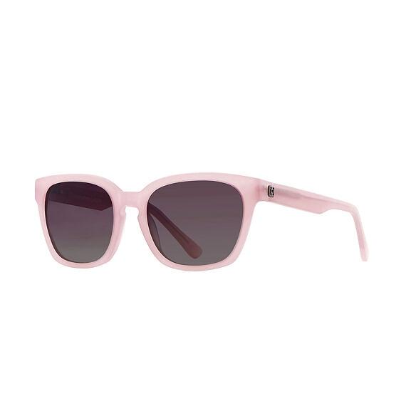 Chester sunglasses - matt rose/gray fade out