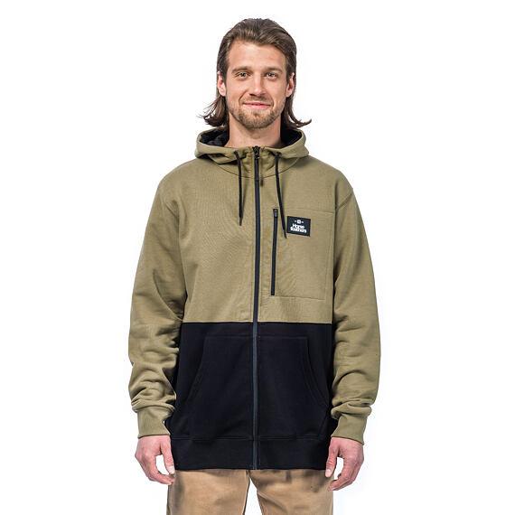 Kade hoodie - lizard
