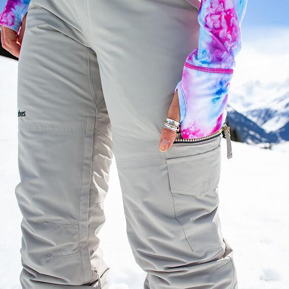 Aleta pants - cement