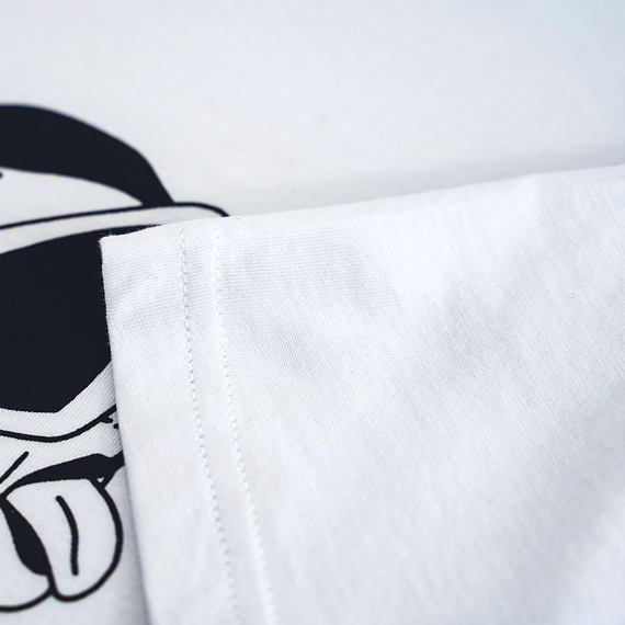 Pow Pow t-shirt - white