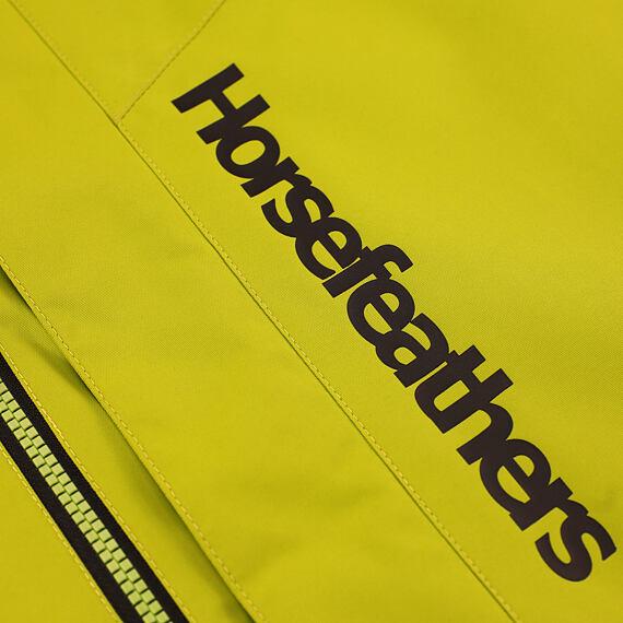 Horsefeathers bunda Glenn oasis - potisk