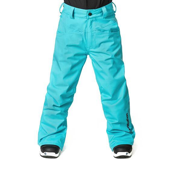 Rae Kids Pants - heather curacao