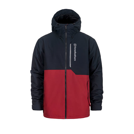 Wright jacket - red