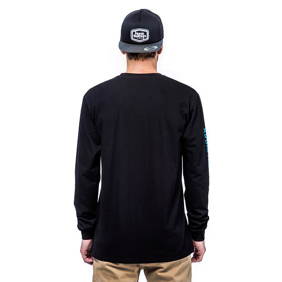Lex LS t-shirt - black