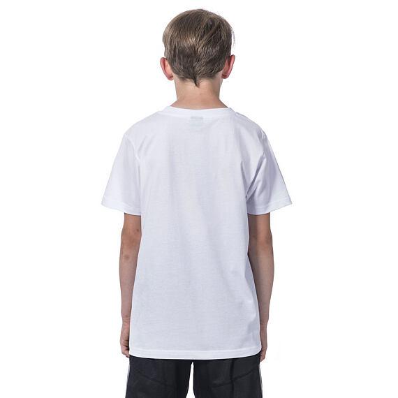 Bricks Youth t-shirt - white