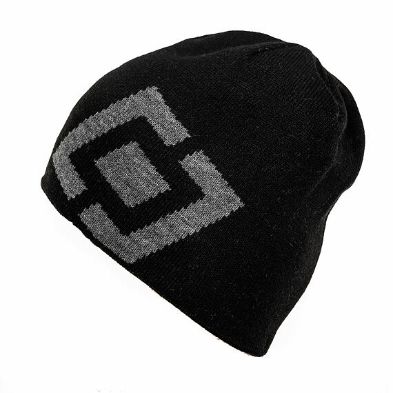 Windsor beanie - black