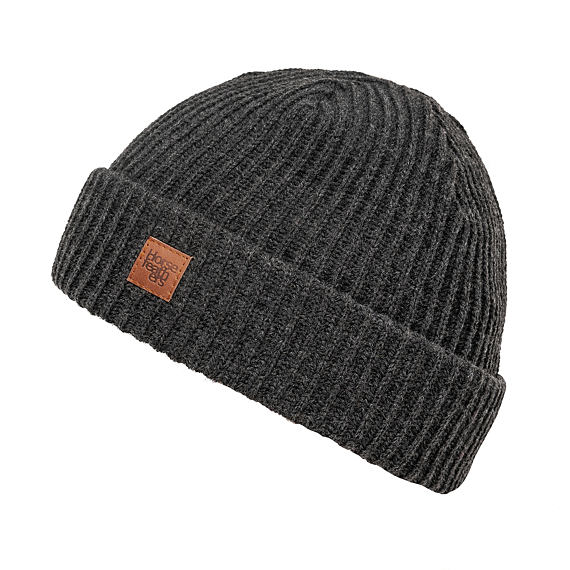 Again beanie - heather gray