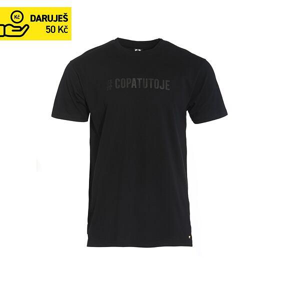 COPATUTOJE t-shirt - all black