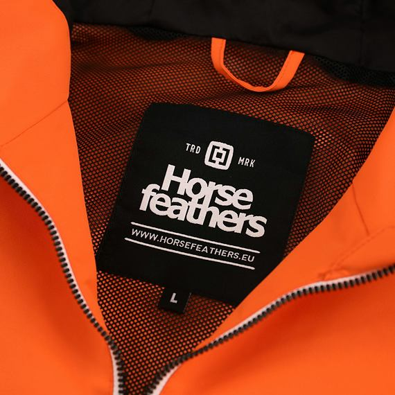 Horsefeathers Closter jacket - inner label