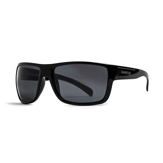 Sluneční brýle Horsefeathers Zenith - gloss black/gray