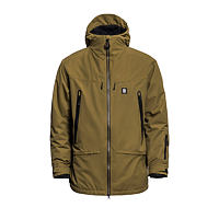 Ymir jacket - dull gold