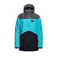 Adele jacket - scuba blue